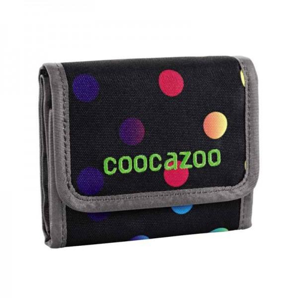 Coocazoo Geldbörse Cash Dash Magic Polka Colorful