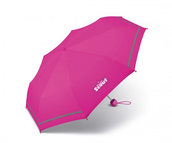 Scout Regenschirm Basic Light Pink