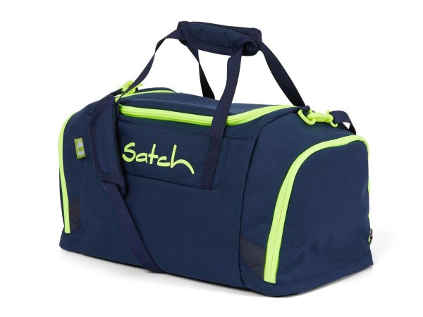 Satch Sporttasche Toxic Yellow