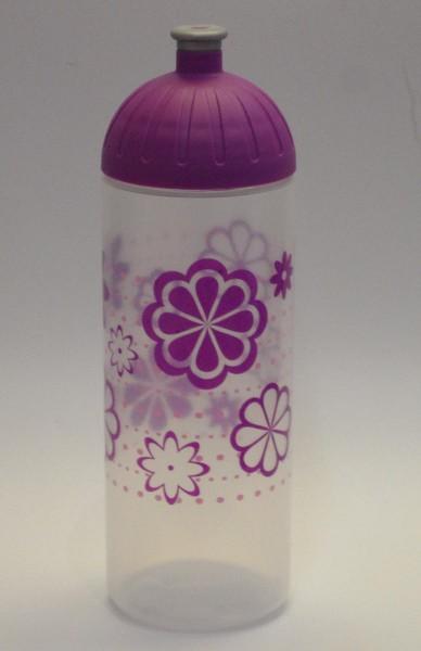 ISYbe Trinkflasche 0,7L Blüten
