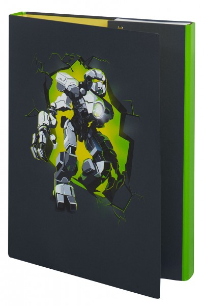 McNeill Robotic Heftbox A4