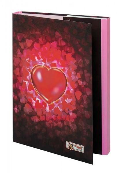McNeill Heftbox DIN A4 Heartbeat