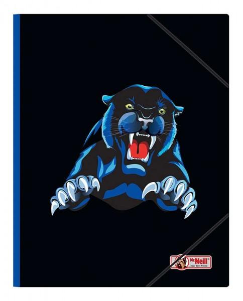 McNeill Gummizugmappe A3 Panther