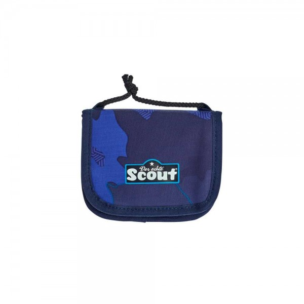 Scout Brustbeutel Blue Police