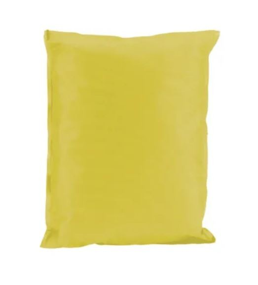 McNeill Regenschutzhülle für Schulranzen Gelb