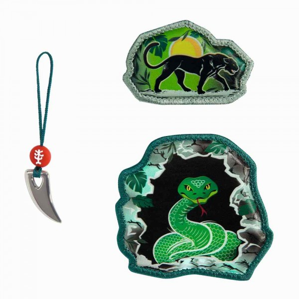 Step by Step Magic Mags Jungle Snake