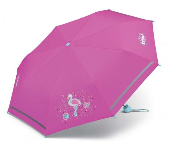 Scout Regenschirm Flamingo