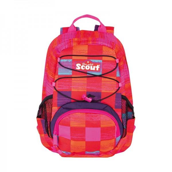 Scout Kindergarten Rucksack VI Pink Rainbow