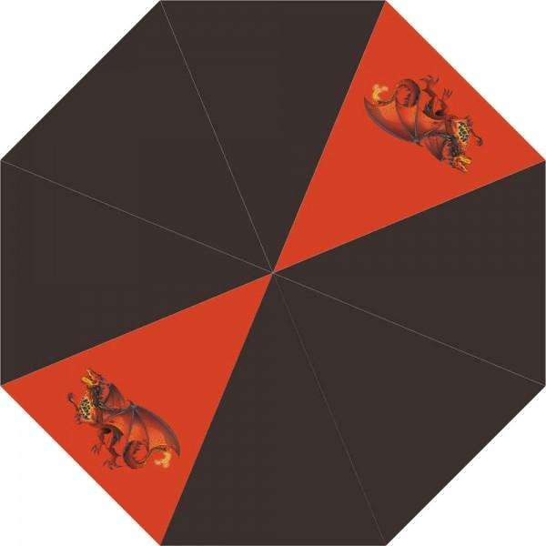 McNeill Regenschirm Taschenschirm Drache