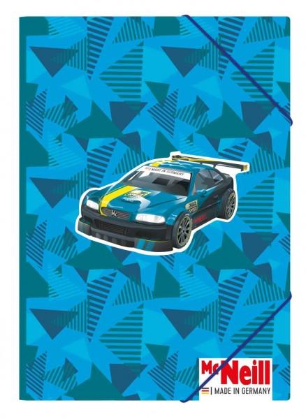 McNeill Gummizugmappe A3 Race