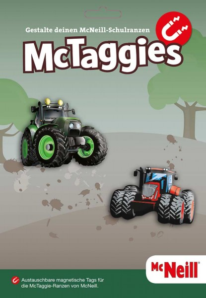 McNeill McTaggies Traktor