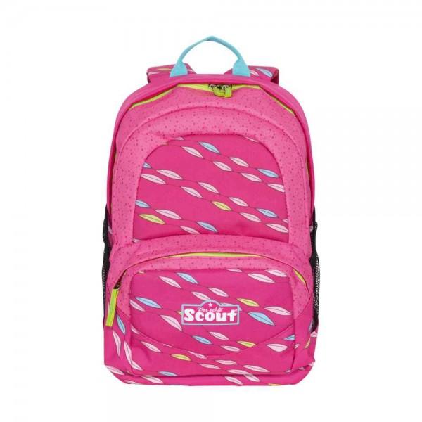 Scout Rucksack X Motiv Pink Butterfly