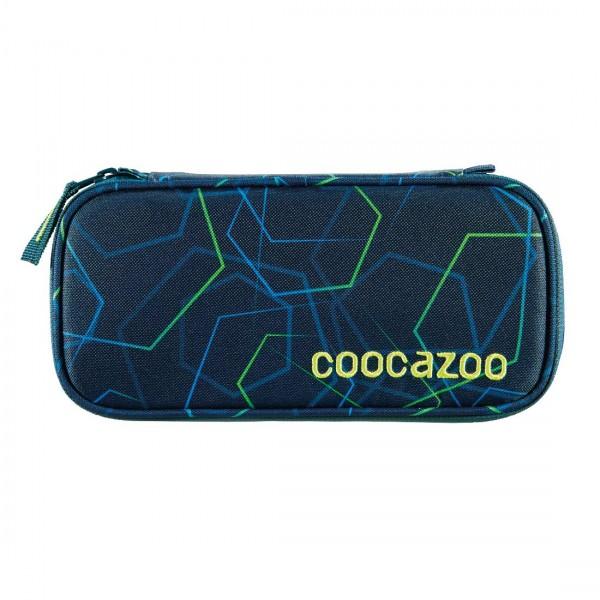 Coocazoo Schlampermäppchen PencilDenzel Laserbeam Blue