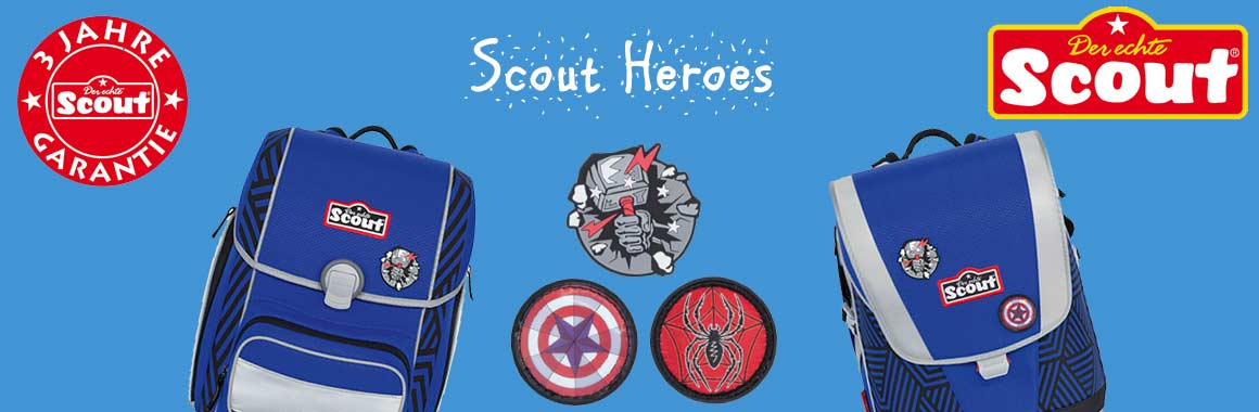 Scout Heroes