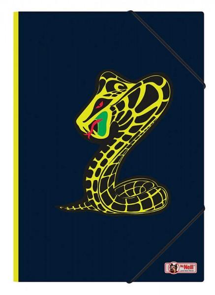 McNeill Gummizugmappe A4 Snake