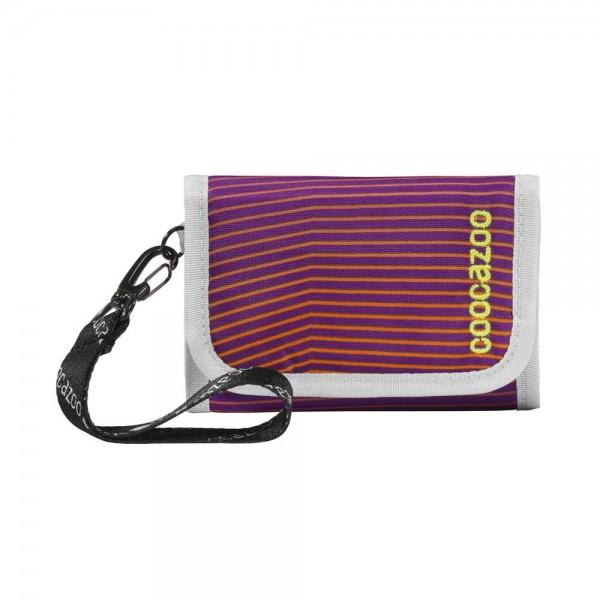 Coocazoo Geldbörse AnyPenny Soniclights Purple