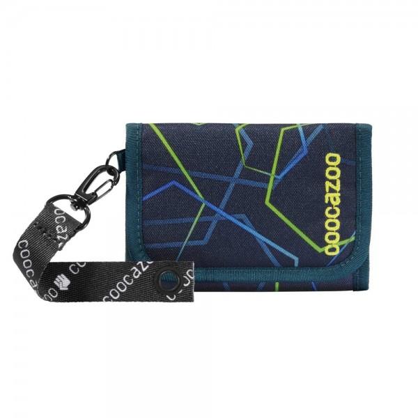 Coocazoo Geldbörse AnyPenny Laserbeam Blue