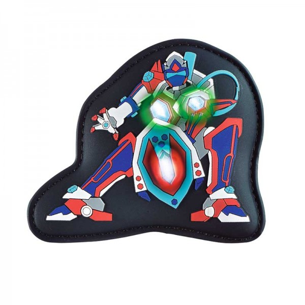 Step by Step Magic Mags Flash Robot
