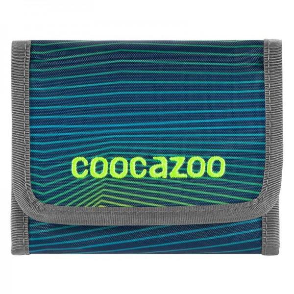 Coocazoo Geldbörse Cash Dash Soniclights Green