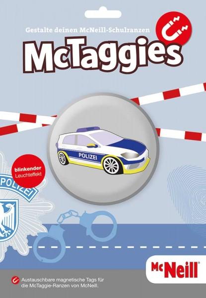McNeill McTaggies Polizei blinkend