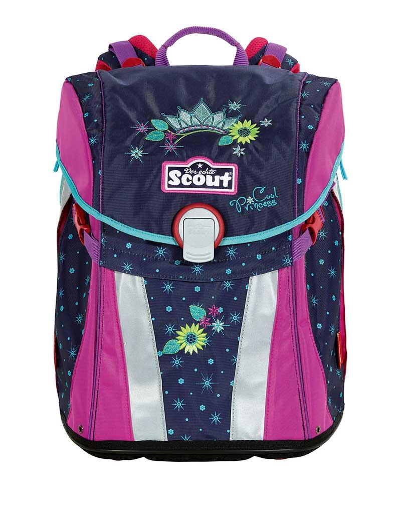 26f1f03e99991 Scout Schulranzen Sunny Cool Princess günstig kaufen bei Top-Schulranzen.de