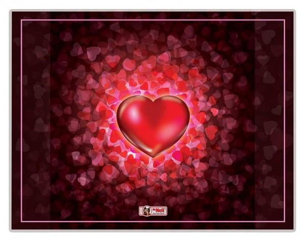 McNeill Schreibunterlage Heartbeat