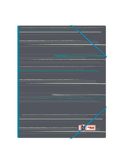 McNeill Gummizugmappe A4 Lines