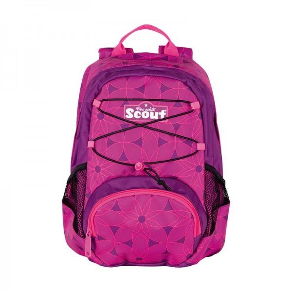 Scout Kindergarten Rucksack VI Pink Flowers