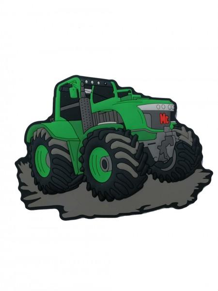 McNeill McAddy Schulranzen Magnete Traktor