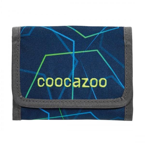 Coocazoo Geldbörse Cash Dash Laserbeam Blue