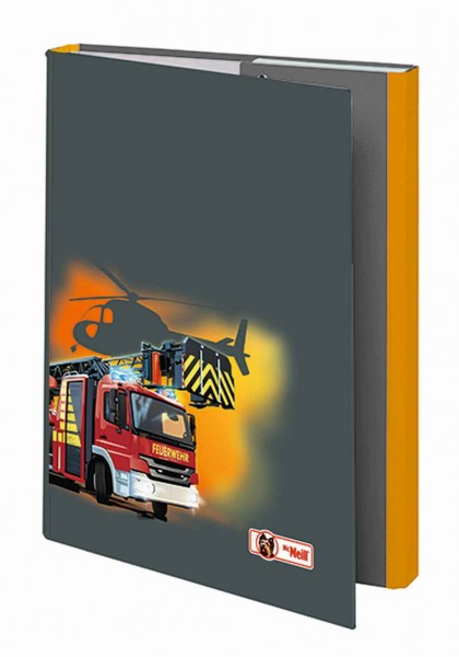McNeill Heftbox DIN A4 Feuerwehr