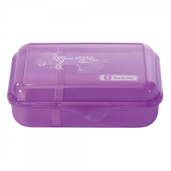 Step by Step Lunchbox Brotzeitbox Jungle Cat