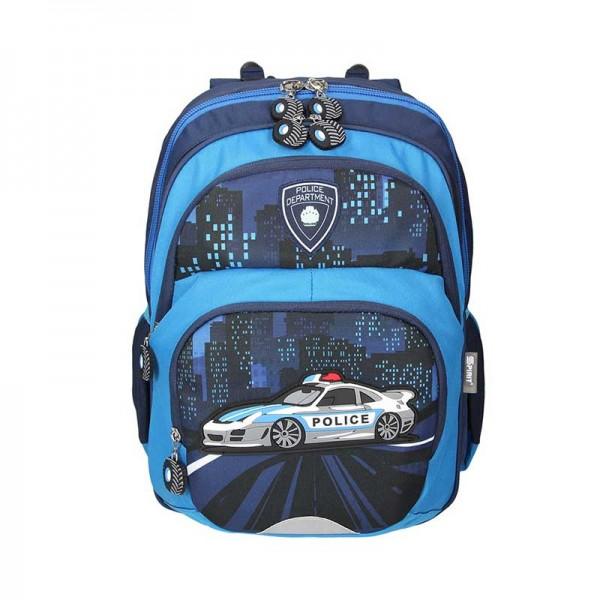 Spirit Schulrucksack School Bag Polizei