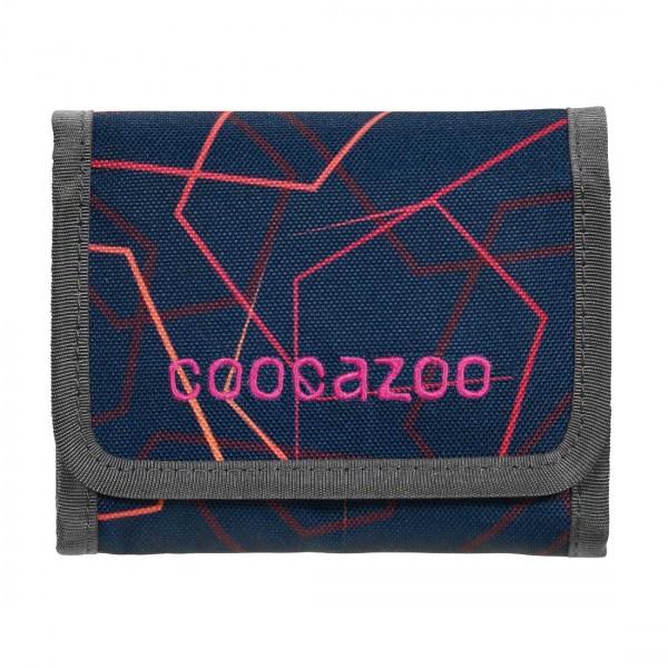 Coocazoo Geldbörse Cash Dash Laserbeam Plum