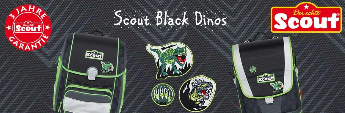Scout Black Dino