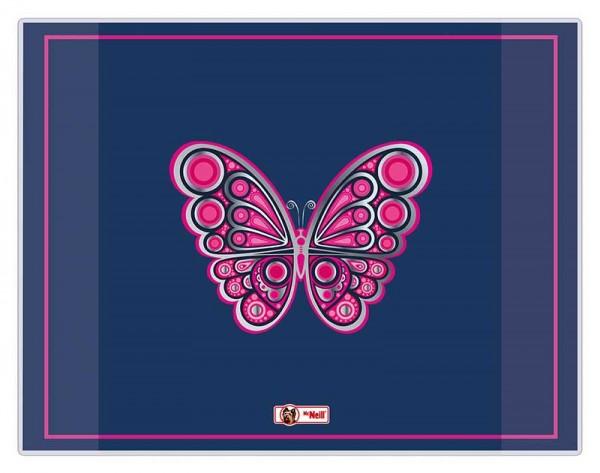 McNeill Schreibunterlage Butterfly