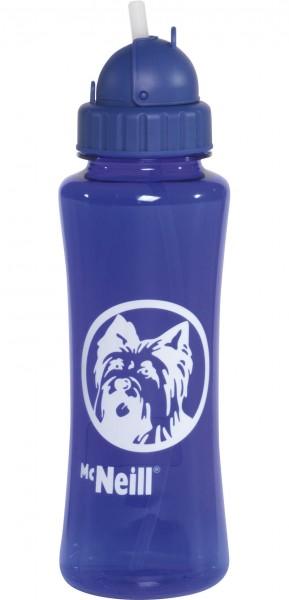 McNeill Trinkflasche 650ml. Blau