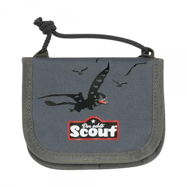 Scout Brustbeutel III Green Dino