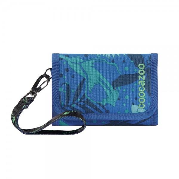 Coocazoo Geldbörse AnyPenny Tropical Blue