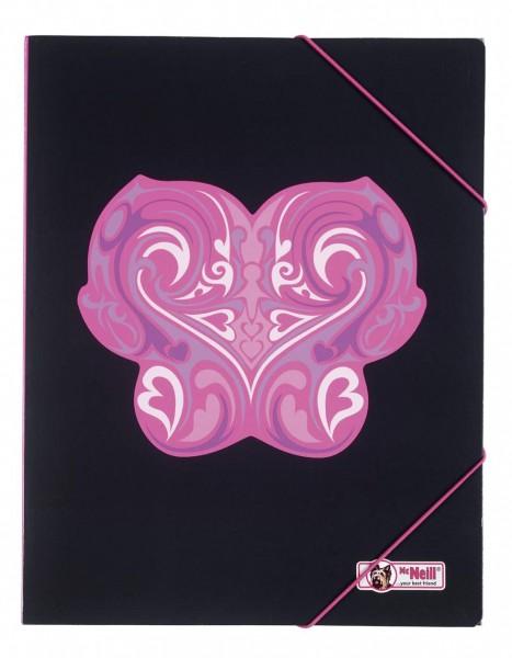 McNeill Style Gummizugmappe A4
