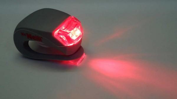 McNeill Universal Blinklicht mit Bügelverschluss