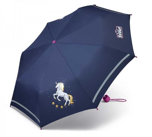 Scout Regenschirm Einhorn