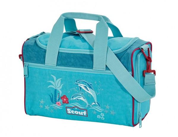 Scout Happy Dolphins Sporttasche Delphine