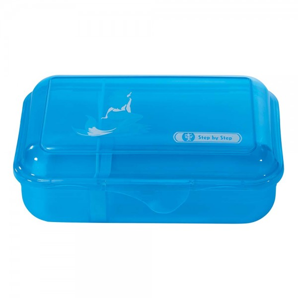 Step by Step Lunchbox Brotzeitbox Mermaid