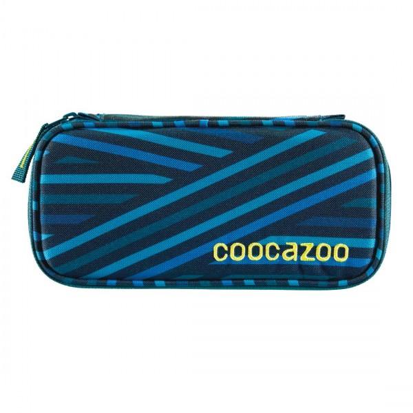 Coocazoo Schlampermäppchen PencilDenzel Zebra Stripe Blue