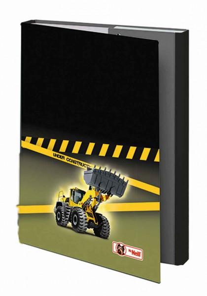 McNeill Heftbox DIN A4 Bulldozer