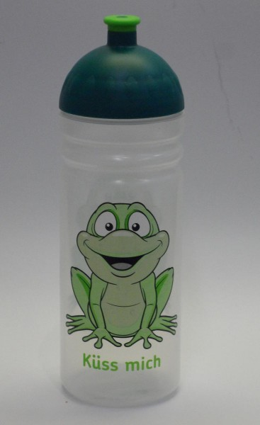 ISYbe Trinkflasche 0,7L Frosch
