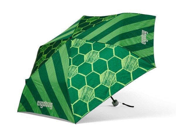 Ergobag Kinder Regenschirm ElfmetBär