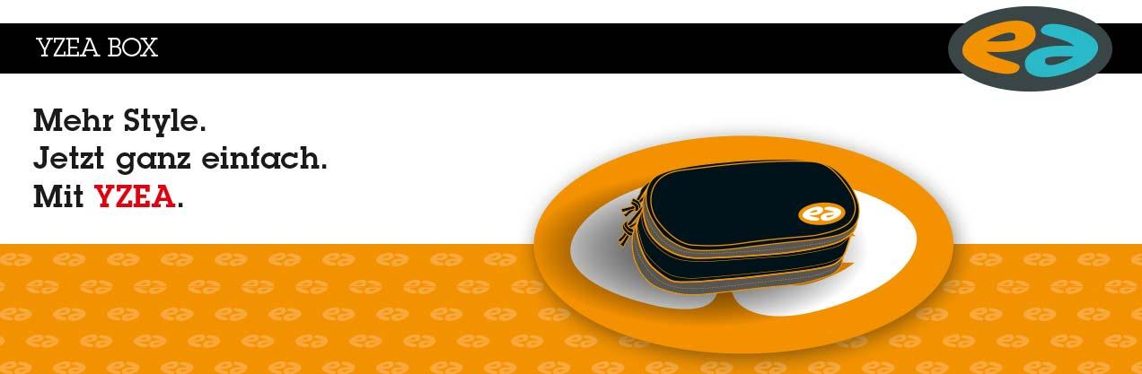 YZEA Box Schlampermäppchen Etuibox