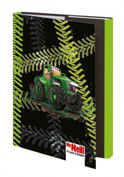 McNeill Heftbox DIN A4 Traktor
